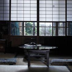 『夏の終り』仕事場を兼ねた古き良き昭和の住まい   CINEmadori シネマドリ   映画と間取りの素敵なつながり
