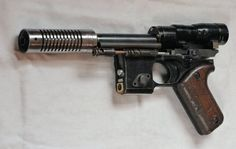 Custom Star Wars blasters??? - Page 2