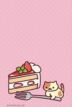 Neko atsume wallpaper