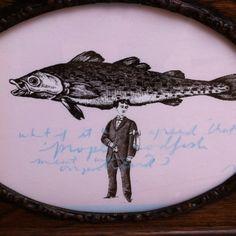 Cod Hat Cod, Recipe, Home Decor, Decoration Home, Room Decor, Cod Fish, Recipes, Atlantic Cod, Home Interior Design