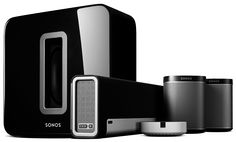 Turn your home into a home theater | Wireless Home Theatre | Sonos