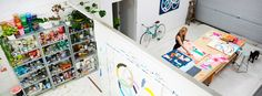 I would do anything for this studio space - Kirra Jamison