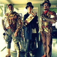 #steampunk #woodenarm #vaporosamente #WoodenArmMan  #italiansteampunk #ItalianSteamer #steampunk #diy