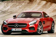Estrela potente: novo Mercedes-Benz AMG GT tem brutais 510 cv e velocidade máxima de 310 km/h - Fotos - R7 Carros
