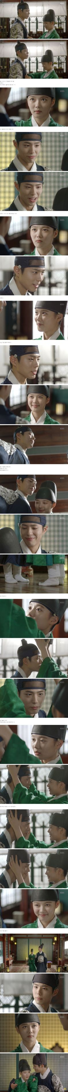 Added episode 10 captures for the Korean drama 'Moonlight Drawn by Clouds'.