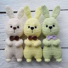 This soft bunny amigurumi is a perfect toy for your child. Crochet your own bunny from yarn Alize Softy with this free amigurumi plush pattern. Amigurumi Doll Pattern, Crochet Bunny Pattern, Crochet Rabbit, Crochet Amigurumi Free Patterns, Crochet Bear, Crochet Dolls, Free Crochet, Crochet Lace, Easy Crochet Projects