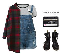 martens and vintage overall shorts outfit, overa Overall Shorts Outfit, Overalls Outfit, 80s Outfit, Badass Outfit, 90s Fashion Grunge, Grunge Outfits, Fashion Outfits, Fashion Clothes, Fall Outfits