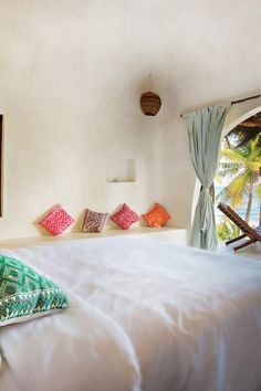 In low-key Tulum, the Papaya Playa Project is a hip hotel of just 80 seafront cabanas. #Jetsetter