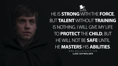 Most Famous Quotes, Best Quotes, Tv Show Quotes, Luke Skywalker, Divergent, Mandalorian, Masters, My Life, Tv Shows
