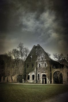 Villers abbey ruins