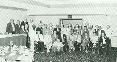 First reunion of USS Salute AM 294 crew, St. Louis, June 1986
