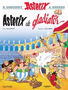 Asterix 04. Als gladiator 1964