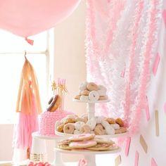 Tissue Fringe Garland | Happy Wish Company