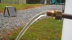 HOW TO MAKE ENDLESS HOT WATER WITHOUT ELECTRICITY Using some recycled parts, a small rocket stove and coiled copper piping, you can heat and pump all the hot water you will ever need without electricity. This ingenious technique utilizes thermal siphon pumping to move the freshly heated water into the reservoir.