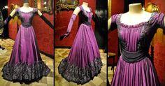 Vestido da Era Napoleônica, Belle Époque. Vestidos do museu brasileiro contam 4 mil anos da história do vestuário feminino - Moda - UOL Mulher