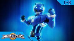 Las 8 Mejores Imágenes De Miniforce En 2018 Power Rangers