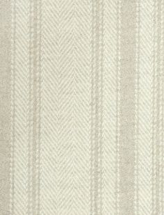 Drummond Stripe Fabric Striped chevron wool upholstery fabric in cream and fawn.  Suitable for curtains and upholstery.