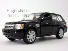 Land Rover Range Rover Sport Diecast Metal 1/38 Scale Diecast Metal Model by Kinsmart