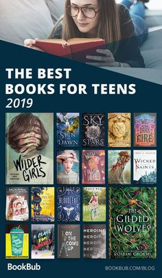 of Best Teen Books to Read in 2019 Awesome books for teens, including teen boys and teen girls.Awesome books for teens, including teen boys and teen girls. Best Books For Teens, Best Children Books, Best Books To Read, Ya Books, Book Club Books, Great Books, Book Lists, Childrens Books, Books For Teen Boys