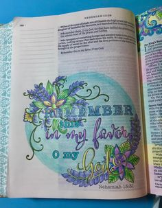 Nehemiah 13:31