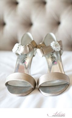 Wilma wearing Anella Wedding Shoes Lorraine with her own embelishments Wedding High Heels, Wedding Shoes, Lorraine, How To Wear, Fashion, Moda, Fashion Styles, Wedding Slippers, Bridal Shoes