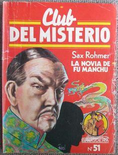 051- La novia de Fu Manchú - Sax Rohmer