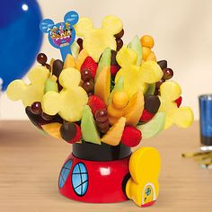 Edible Arrangements - Mickey Mouse Clubhouse Party Bouquet with Dipped Strawberries