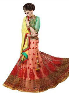 Lehenga Indian Fashion