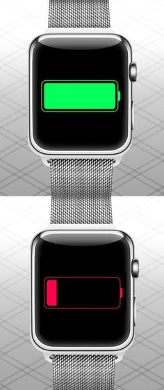 """Apple Watch will last """"all-day"""" — but now we know that means up to 18 hours."""