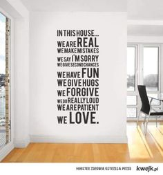 wwwonccc provide family house rules stickers wall decal removable art vinyl decor home kids 8011 in high quality, cute wall stickers children and classical wall stickers decals for you to choose, use wall stickers deco to decorate your walls. Vinyl Wall Stickers, Wall Decals, Wall Art, Wall Vinyl, Meaningful Quotes, Inspirational Quotes, Creative Wall Decor, Say Im Sorry, Vinyl Decor