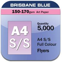 full colour flyers printing in brisbane