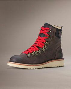 FRYE Frye Rogan Wedge Hiker Trail Hiking Men Boots NEW Size US 7 7.5 8 10  11 13 7c881ec8a