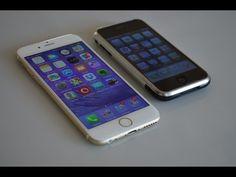 iPhone 2G edge versus iPhone 6: la sfida di HDblog.it - hdblog.it