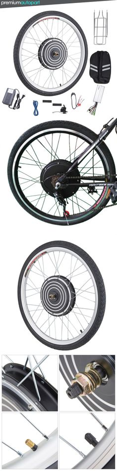 Other Bike Components and Parts 57267: Hot 48V 1000W 26 Front Wheel Electric Bicycle Motor Conversion Ebike Kit Bike -> BUY IT NOW ONLY: $145.89 on eBay!