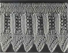 1000+ images about Raised knitting stitches on Pinterest ...
