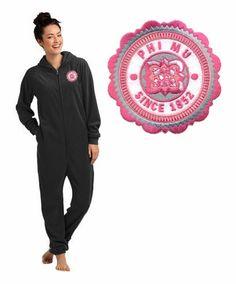 Phi Mu Fleece Lounger SALE $29.95. - Greek Clothing and Merchandise - Greek Gear®