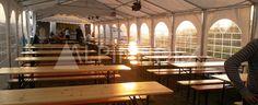Mesas elegantes para catering o fiestas