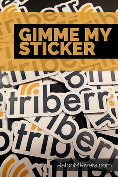 I'll Give You A Triberr Sticker If You Tell Me How To Make Triberr Better. I'm not allowed to tell you that the Triberr team has begun rebuilding Triberr from the ground up to be better, faster and more awesome. Social Media Tips, Social Networks, Social Media Marketing, Mojito, Tell Me, Social Platform, Improve Yourself, Told You So, Universe