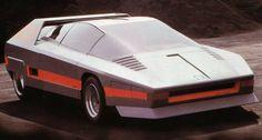 Der Alfa Romeo Navajo war Bertones Antwort auf Kampfstern Galactica   Classic Driver Magazine