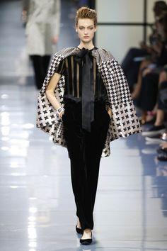 Giorgio Armani | Haute Couture - Autumn 2016 | Look 9