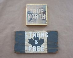 True North, Strong and Free Diptych: a Your Pal, Al and Halyard collaboration