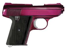 "$194 COBRA CA 380ACP MAJESTIC     Cobra Enterprises CA380 Semi-automatic 380ACP 2.8"" Alloy Majestic Pink Black 5Rd Right Hand Fixed Sights CA380PKB"