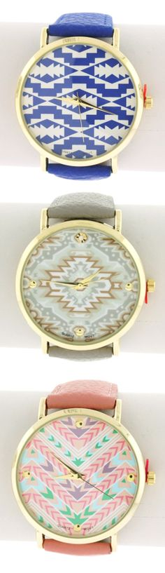 Aztec Watches - click to see more!