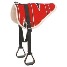 Tough-1 Adult Navajo Bareback Pad Red/Black/Cream Black Cream, Red Black, English Tack, Saddle Pads, Navajo, Gym Bag, Stuff To Buy, Bags, Shopping
