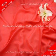 12mm silk crepe de chine fabric-watermelon red http://www.silkfabricuk.com/12mm-silk-crepe-de-chine-fabricwatermelon-red-p-361.html