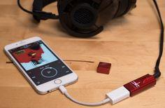 Dragonfly v2 dac USB mobile