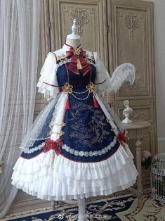Fashion Tips Plus Size Tips Plus Size Cosplay Dress, Cosplay Outfits, Dress Outfits, Fashion Dresses, Pretty Outfits, Pretty Dresses, Beautiful Dresses, Kawaii Fashion, Cute Fashion