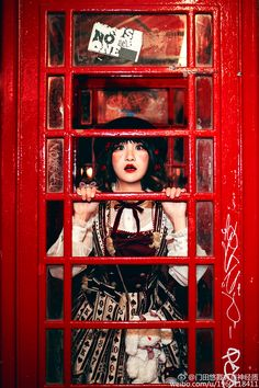 Circus Lolita Kawaii Harajuku Japanese Street Style 门田悠悠悠戮的照片 - 微相册