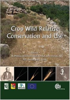 Amazon.com: Crop Wild Relative Conservation and Use (Cabi Publishing) (9781845930998): N Maxted, B Ford-Lloyd, S.P. Kell, J Iriondo, E Dulloo, J Turok: Books