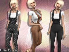- New Mesh  Found in TSR Category 'Sims 4 Female Everyday'